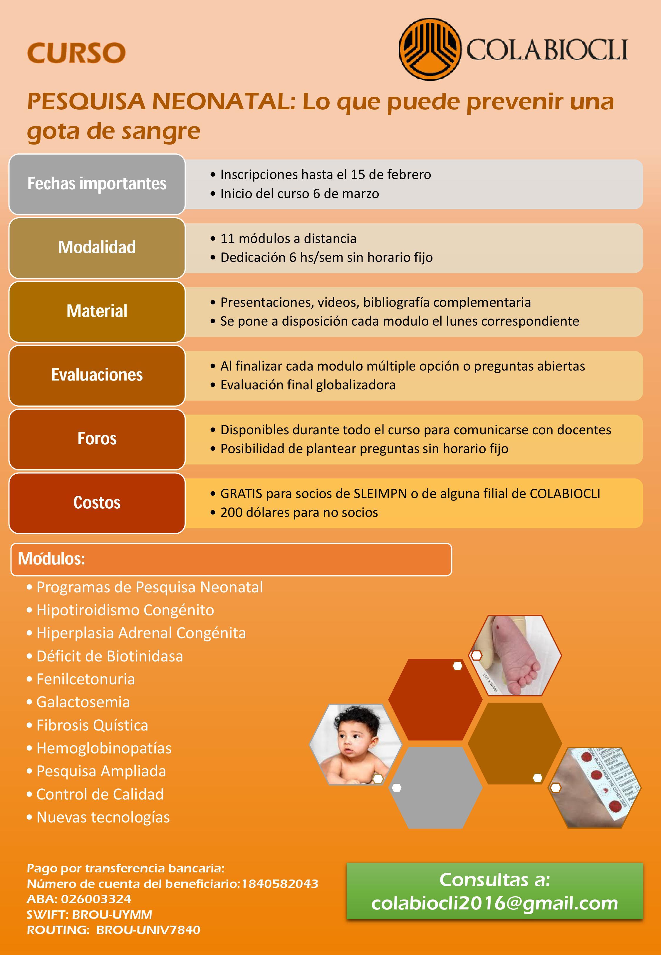 PESQUISA NEONATAL: lo que puede prevenir una gota de sangre